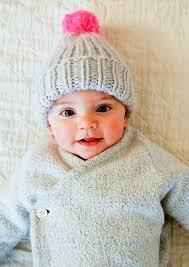 simple soft merino baby hat purl soho