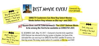 directv customers can now buy movies before they are released on