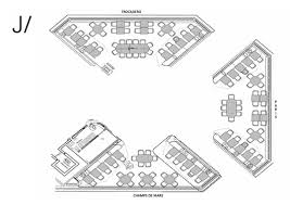 Euro Asia Park Floor Plan Le Jules Verne Alain Ducasse
