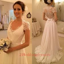new design white long wedding dresses lace wedding dresses sweep