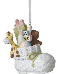 baby bootie ornament here s a great deal on the aisle filled baby bootie