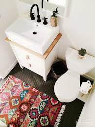 Bathroom Rugs And Mats Best 25 Bathroom Rugs Ideas On Pinterest Double Vanity