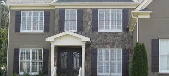 decorative window shutters budd severino advanced home exteriors