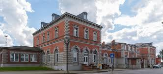 Bützow station