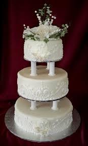 Simple Wedding Cake Designs 3 Tier Wedding Cakes Design Ideas Decorating Of Party