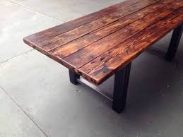 buy reclaimed wood table top best reclaimed wood dining table design ideas