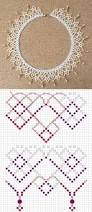 best 25 beaded necklace patterns ideas on pinterest seed bead
