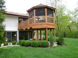 Gazebos For Patios Screened In Gazebo Absolutely Gorgeous Mega Decks Patios