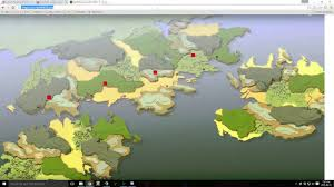 Online World Map by Albion Online The New Map Plus A Guide To Farms And Mounts