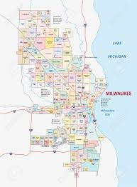 Maps Of Michigan Wisconsin State Maps Usa Of Wi Outline Map With Us Milwaukee And