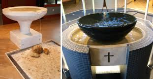 baptism pools baptismal fonts how what where part 3
