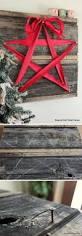 easy and creative diy christmas decorating ideas star