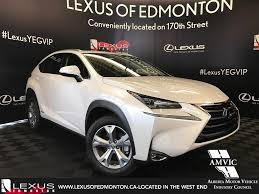 lexus nx 300h for sale new lexus nx 300h in edmonton lexus of edmonton