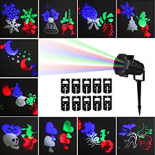 halloween light display projector auledio 12 volts christmas lights projector kit black