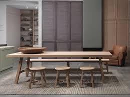 Oak Table L Oak Dining Table Aldo By L Origine