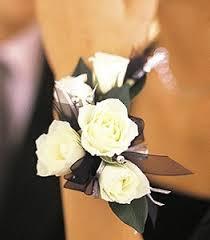 mini roses wrist corsage in bristol ct donna u0027s florist u0026 gifts