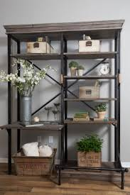 furniture awesome industrial bookshelves astonishing black pipe