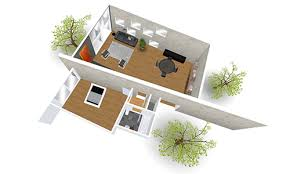 How To Draw A House Floor Plan Draw Floor Plans Online Space Designer 3d Space Designer 3d