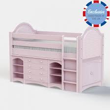 girls beds uk sammy girls cabin bed childrens cabin bed kids cabin beds