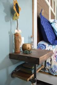 Floating Nightstand Shelf Custom Floating Stand By A J Mccullough Carpentry Www