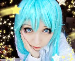 light blue cosplay contacts korean big eye circle lenses korean skin care makeup more in