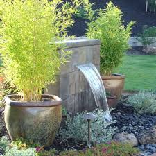 Home Improvement Backyard Landscaping Ideas Water Fountain For Front Yard Water Fountains Home Improvement