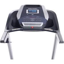 proform 520 zni folding treadmill with power incline and audio