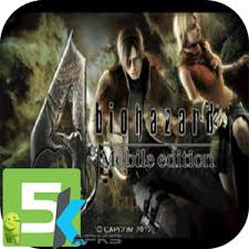 resident evil for android resident evil 4 v1 01 apk obb data updated android 5kapks get