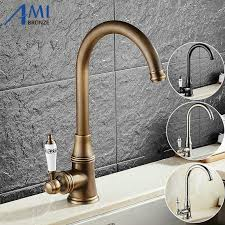 wholesale kitchen faucets wholesale kitchen faucet antique brushed porcelain handle faucet