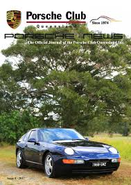 future porsche 928 porsche news 4 2017 by composite colour issuu
