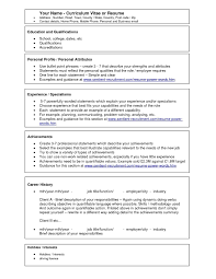 Sample Profile Resume by Resume Sample Professional Profile About Yourself Medical Data