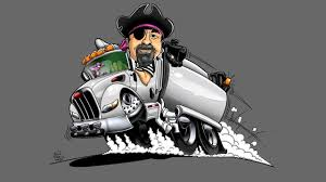 drawing in photoshop water truck cartoon sp youtube