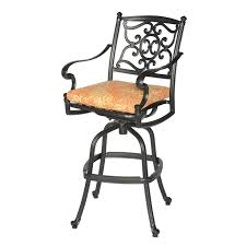 Outdoor Bar Height Swivel Chairs 10 Best Outdoor Barstools Images On Pinterest Outdoor Bars