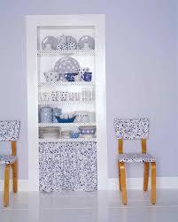 Retro Kitchen Curtains by Blue Rooms Martha Stewart