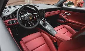 porsche 911 turbo s manual transmission how we spec d it 2017 porsche 911 feature car and driver
