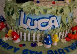 luca u0027s miner smurf birthday cake michelle maric flickr