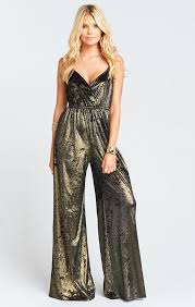gold jumpsuit the richards jumpsuit jonny gold velvet mumu trend pay