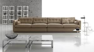 extra long leather sofa sanblasferry in extra long leather sofa