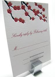 Cherry Blossom Wedding Invitations Cherry Blossom Wedding Invitation Digby U0026 Rose Digby U0026 Rose