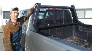 homemade truck cab truck rack back rack headache rack ladder racks at highway