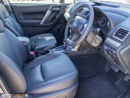 subaru exiga interior subaru forester 2 5i premium car review drive life drive life