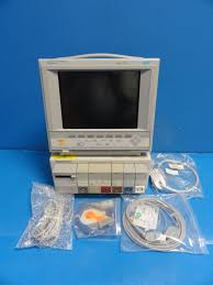 agilent viridia 24c neonatal color monitor co2 bp spo2 ekg temp