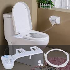 Toilet With Bidet Seat Homdox Bidet Toilet Attachment Bidet Seat Sprayer Fresh Water