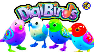 digibirds toy singing birds living the tweet life spin master toy