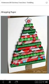 Arts And Crafts Christmas Tree - rolled paper tree tutorial she kimberly rolled paper