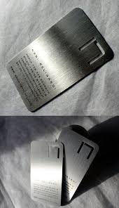 Cool Shaped Business Cards The 25 Best Creative Business Cards Ideas On Pinterest Unique