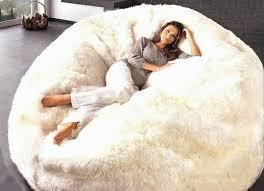 giant bean bag chair home interior design