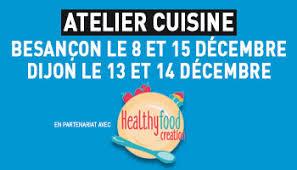 atelier cuisine dijon ateliers de cuisine à besançon et dijon avec du