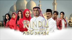 Review- Rindu Bertamu Di Abu Dhabi