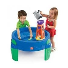 Water Table For Kids Step 2 Outdoor Kids Activity Waterwheel Play Table Step2 New Water Wheel